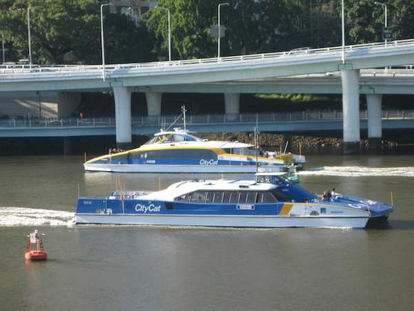 photo of Brisbane CityCats Ferry